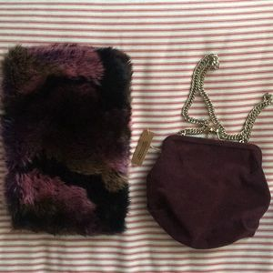 Urban Outfitters Clutch/Purse Set